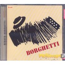 Renato Borghetti 1991 Borghetti Cd Barra Do Ribeiro Remaster