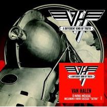 Cd Van Halen A Different Kind Of Truth (2012) - Novo Lacrado