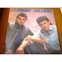 Lp Zerado Dupla Rionegro E Solimoes Sertanejo 1991 4