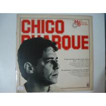 Disco Vinil Lp Chico Buarque De Holanda Mpb Lindoooooooooo##