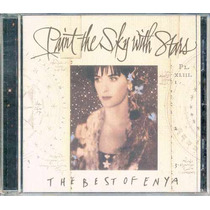 Cd Enya Paint The Sky With Stars The Best Of Enya Importado