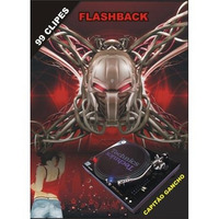 3 Dvds 99 Clipes Flashback Dance 90´s Volumes 1, 2 E 3