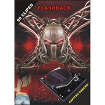 3 Dvds 99 Clipes Flashback Dance 90´s Volumes 1, 2 E 3