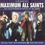 Cd All Saints Maximum Cd Audio Biografia + Mini Poster