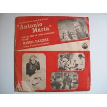 Antonio Maria - Compacto (trilha De Novela) - Edição 1968