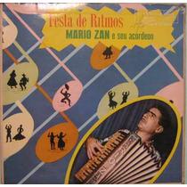 Mario Zan E Seu Acordeon - Festa De Ritmos -rcavictor1077