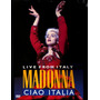 Dvd Madonna - Ciao Italia Live From (911550)