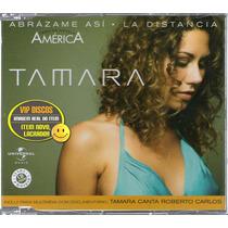 Tamara Canta Roberto Carlos Cd Single Com Multimídia Lacrado