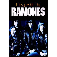 Dvd Ramones - The Lifestyles Of The Ramones - Original