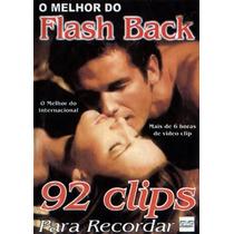 Dvd Flashback 92 Video Clips (original, Lacrado)