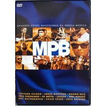 Dvd Mpb Por Eles C/ Caetano, Cazuza, Ney Matogrosso, Zeca