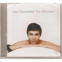 Cd Lisa Stansfield - The Moment ( Lacrado ) Som Livre 2008
