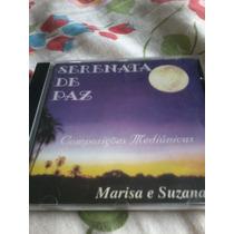 Cd Serenata De Paz,marisa E Suzana.cd Raro