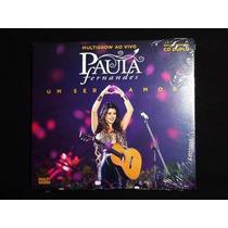 Paula Fernandes Multishow Ed Especial Cd Duplo Digipack