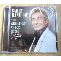 Barry Manilow-lacrado-original-the Greatest Songs-cd