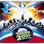 Cd-pokémon 2000-the Movie The Power Of One-em Otimo Estado