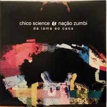 Chico Science & Nação Zumbi Da Lama Ao Caos Lp + Cd Ed. Ltda
