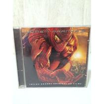 Cd Trilha Sonora Do Filme Homem Aranha 2 - Original