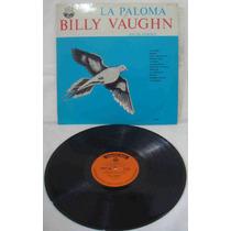 Billy Vaughn E Sua Orquestra Lp La Paloma Stereo