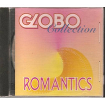 Cd- Globo Collection -romanticas Internacional-frete Gratis