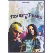 Tears For Fears - Live- Dvd Raro Novo Original E Lacrado !