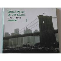 Cd Miles Davis (artist), Gil Evans 1957 - 1962
