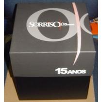 Sorriso Maroto 15 Anos Box Promocional Cd + Dvd Novos