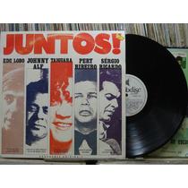 Juntos Edu Lobo Johnny Alf Taiguara Pery Sergio Ricardo Lp