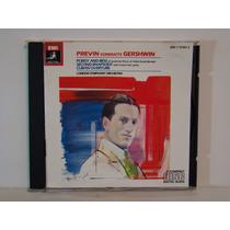 Cd - Previn Cond. Gershwin - Importado