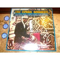 Lp Nat King Cole - Español Novamente (19??)