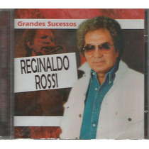 Cd - Reginaldo Rossi - Grandes Sucessos - Lacrado