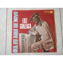 Lp Luiz Gonzaga: Óia Eu Aqui De Novo 1967 Original