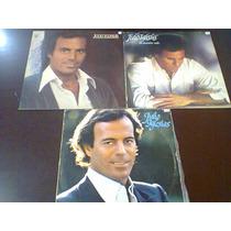 Lp Julio Iglesias - Lote Com 15 Discos