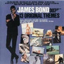 Cd ,james Bond - 13 Original Themes