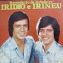 Lp Iridio & Irineu Recordações De Boiadeiro Vinil Raro
