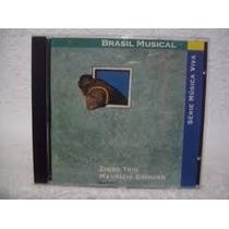 Mauricio Einhorn Zimbo Trio - Música Viva Dvd Original