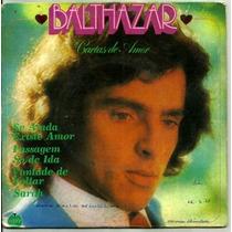 Compacto Duplo / Balthazar (1976) Cartas De Amor