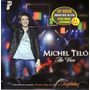 Michel Teló Cd Promo Ao Vivo ( Fugidinha ) - Lacrado