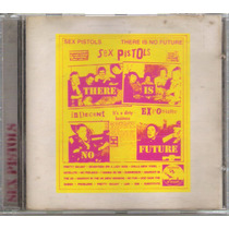 Cd Sex Pistols There Is No Future Importado