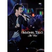 Dvd Michel Teló Ao Vivo Lacrado De Fábrica
