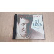 Cd José Augusto - Apasionado - Acústico - 1998 - Original