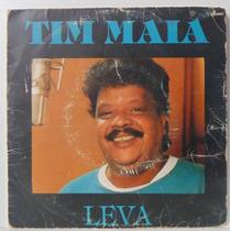 Compacto Vinil Tim Maia - Leva - 1984 - Rca
