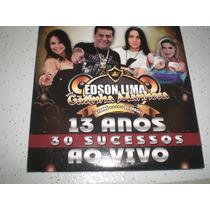 Cd Gatinha Manhosa -13 Anos De Sucesso Ao Vivo(promo)