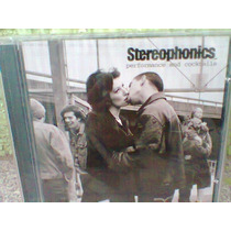 Cd Stereophonics / Performance And...-lacrado-- Frete Grátis