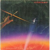 Supertramp - Famous Last Words - 1982 - A&m (com Encarte)