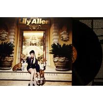 Lp Vinil Lily Allen Sheezus Novo C/ Encarte E Pôster