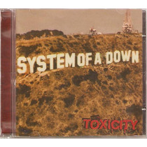 Cd Systen Of A Down - Toxicity ( Frete Gratis )