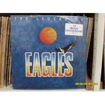 Lp Eagles The Legend Of Importado Italia Exx Estado + Encart