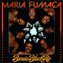 Cd Banda Black Rio Maria Fumaça (1977) - Novo Lacrado