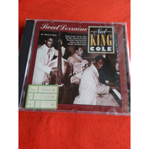 Cd Nat King Cole - Sweet Lorraine-fr. Gratis